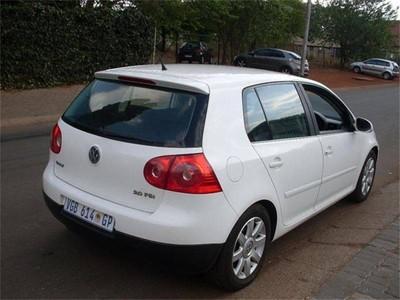 2006 Volkswagen Golf 2.0 Fsi Sportline  Gauteng Centurion_1