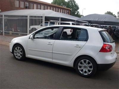 2006 Volkswagen Golf 2.0 Fsi Sportline  Gauteng Centurion_2