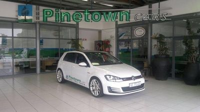 2014 Volkswagen Golf VII GTi 2.0 TSI DSG Kwazulu Natal Pinetown_0