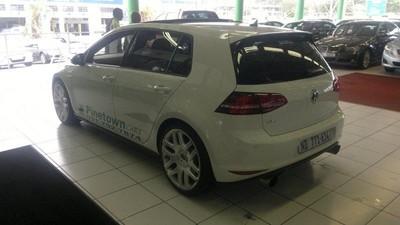 2014 Volkswagen Golf VII GTi 2.0 TSI DSG Kwazulu Natal Pinetown_2