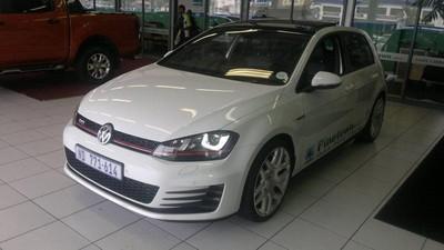 2014 Volkswagen Golf VII GTi 2.0 TSI DSG Kwazulu Natal Pinetown_4