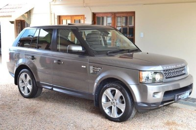 2010 Land Rover Range Rover Sport 5.0 V8 Sc Kwazulu Natal Durban_0
