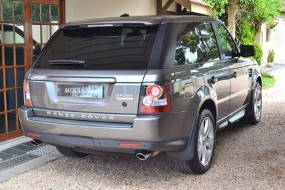 2010 Land Rover Range Rover Sport 5.0 V8 Sc Kwazulu Natal Durban_1