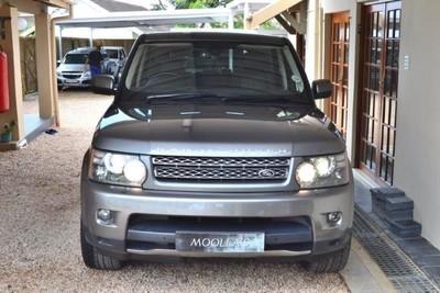 2010 Land Rover Range Rover Sport 5.0 V8 Sc Kwazulu Natal Durban_2